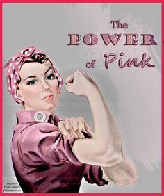 The Power of Pink:  Fight Like A Girl!