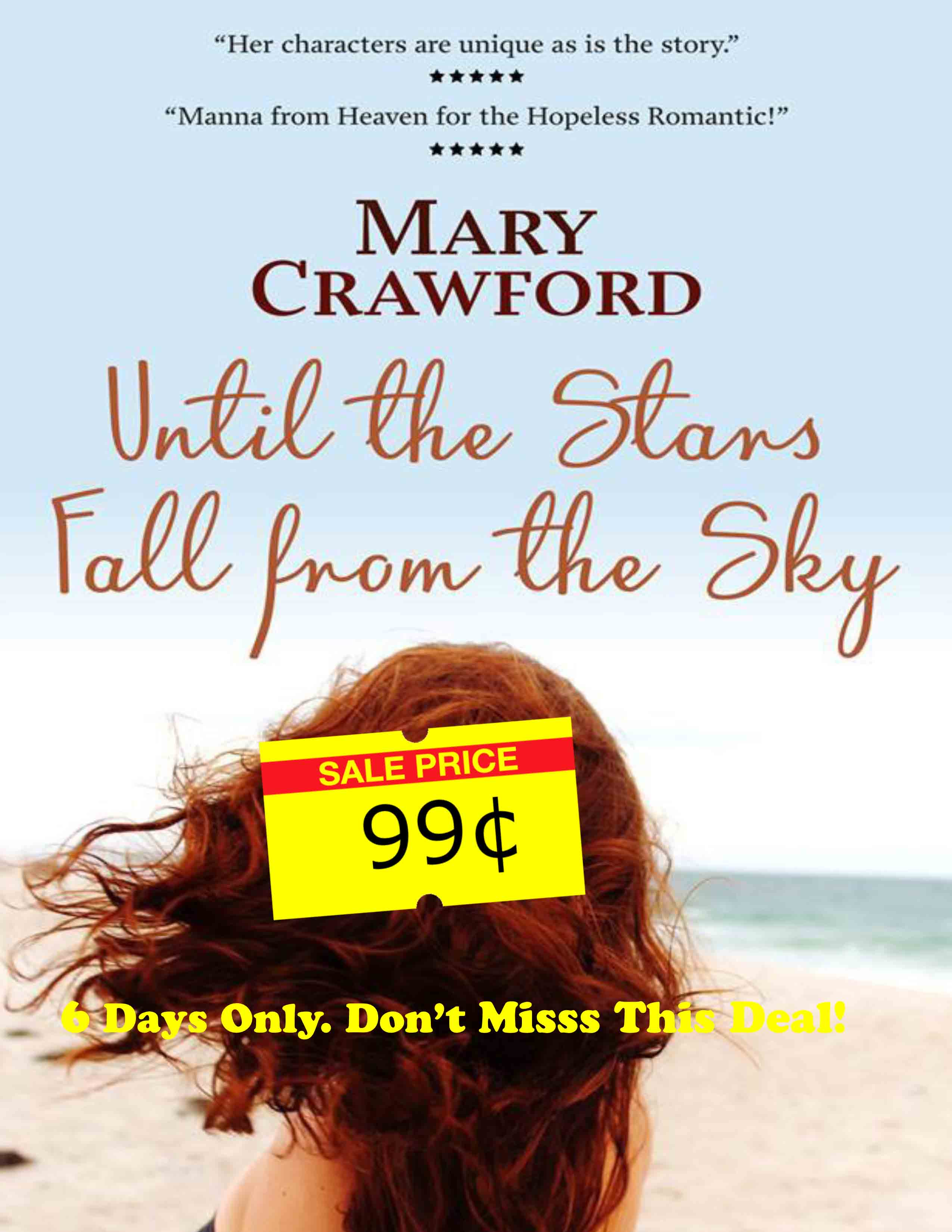 Until The Stars Fall From the Sky for ONLY 99 cents!