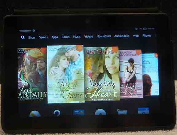 Enter to Win a Free Kindle & 100 Free Books! | Mary Crawford Author
