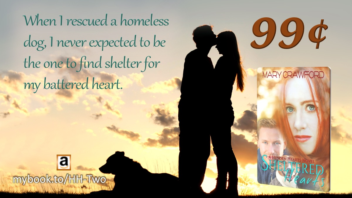 Sheltered Hearts  99¢ for a limited time!