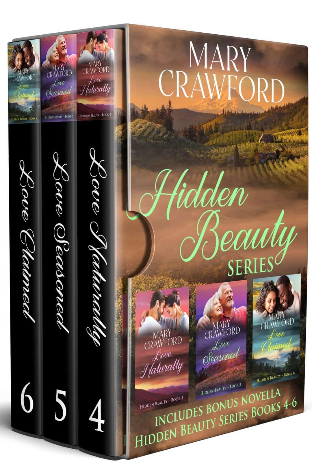 Hidden Beauty Series 4 – 6