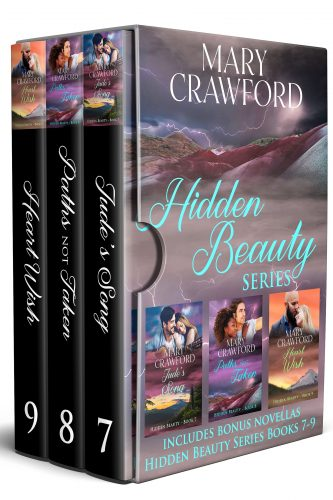 Hidden Beauty Series 7 – 9