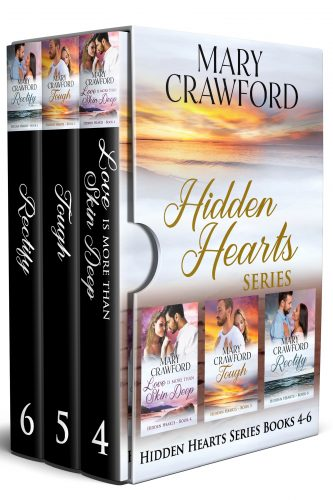 Hidden Hearts Series 4-6